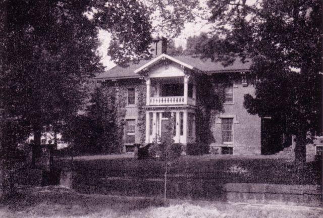 Gregg House