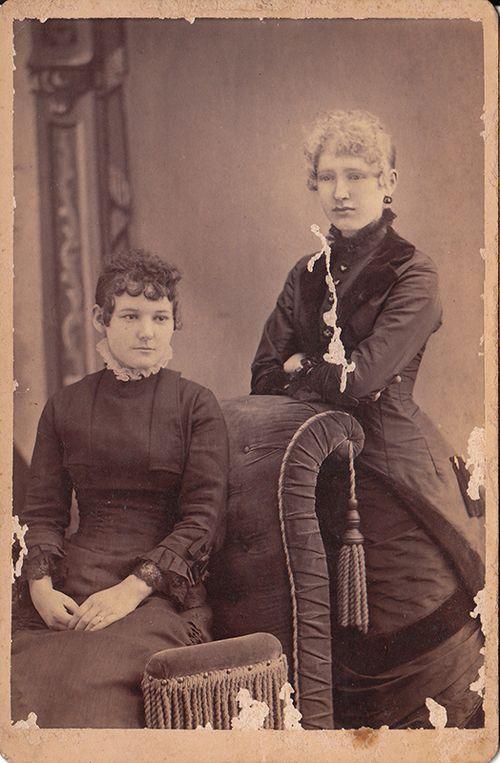 Lina Reed and Lena Reed