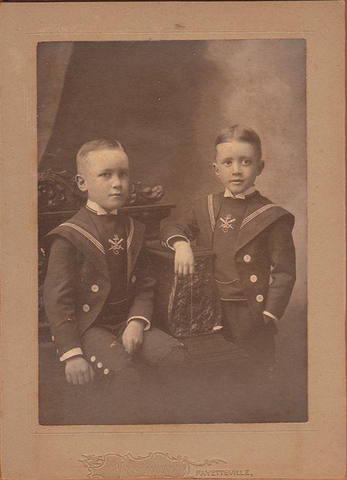 Lee Van Winkle and John Alois Reed