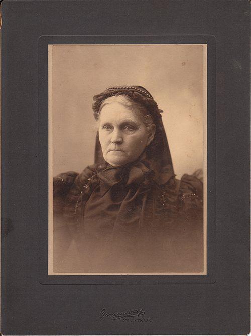 Mary Jane Ferguson Reed