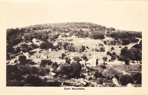 East Mountain