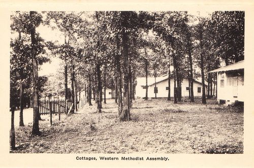Methodist Assembly Cottages
