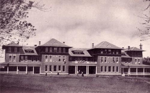 Carnall Hall