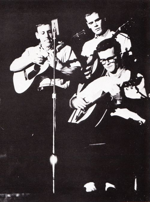 1959 — The Kingston Trio