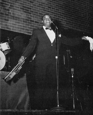 1956 — Louis Armstrong