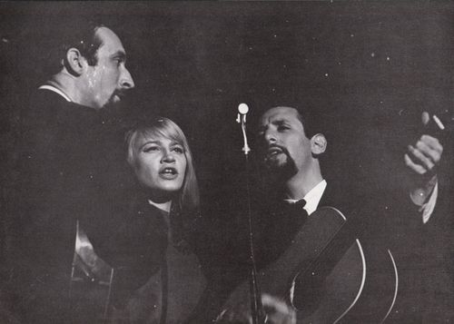 1963 — Peter, Paul and Mary