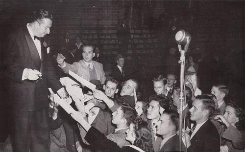 1947 — Xavier Cugat